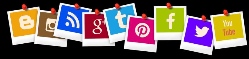 Social Media Logos - JHL Web Services
