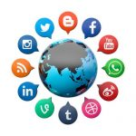 100's of Social Media Platforms Worldwide